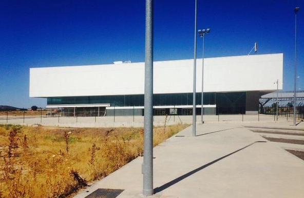 Aeropuerto de Ciudad Real / Foto: Sergio Atalaya