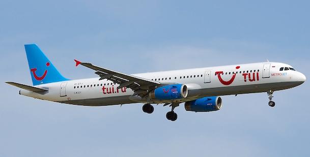 El avión siniestrado,matrícula EI-ETJ, fotografiado en junio de 2012 al llegar al Aeropuerto de Barcelona / Ramón Jordi