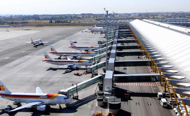 Aeropuerto de Madrid-Barajas / Aena
