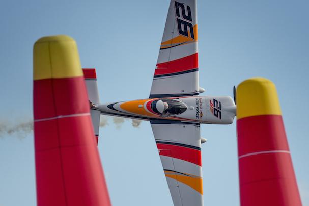 Juan Velarde no ha puntuado en la competición pero ha mejorado en cada carrera