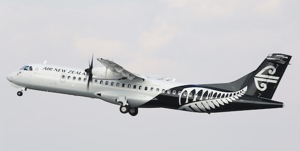 ATR 72-600 de Air New Zealand