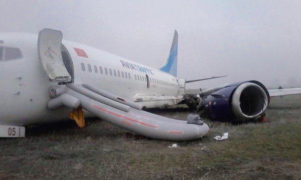 Imagen del avión de Avia Air Traffic