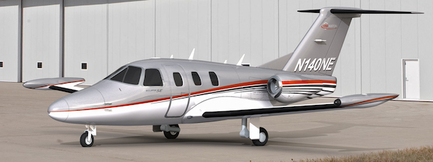 Eclipse 550 / ONE Aviation