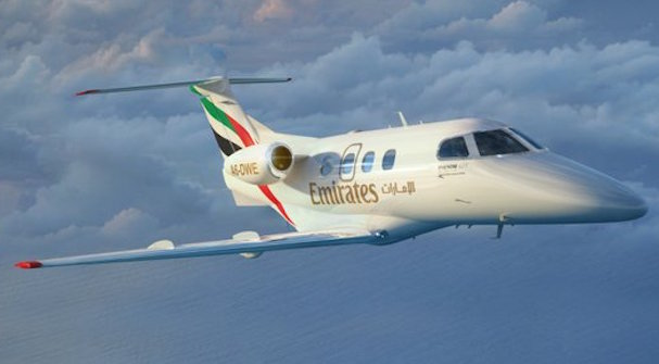 Embraer Phenom 100E / Emirates