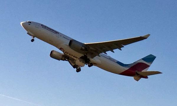 Airbus A330-200 de Eurowings