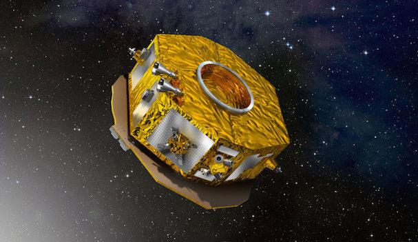 Recreación de LISA Parhfinder / ESA