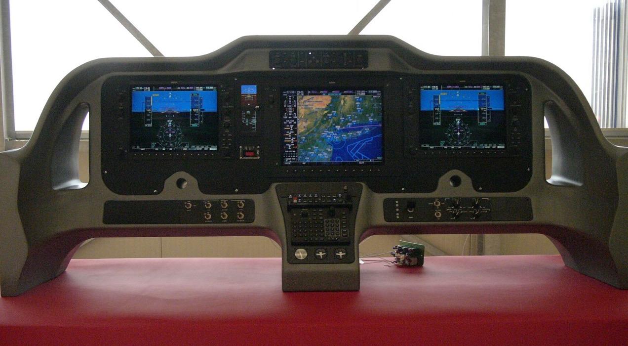 Equiparán aviónica Garmin GDU 1050 PFD1's y Garmin GDU 1250 MFD.