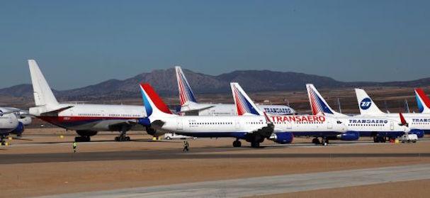 Campa del Aeropuerto de Teruel