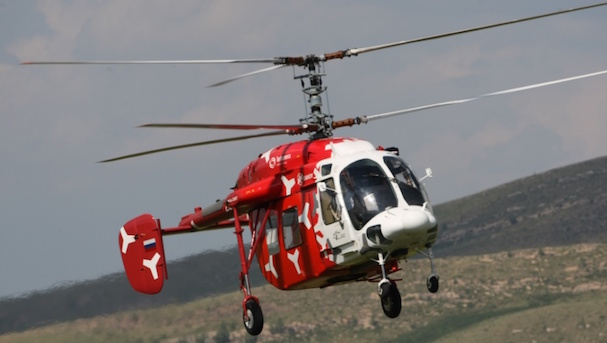 Ka-226T / Russian Helicopters