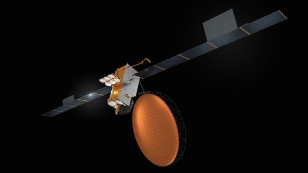 Imagen virtual de Inmarsat 6