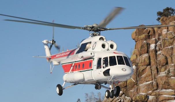 Mi-171E / Russian Helicopters