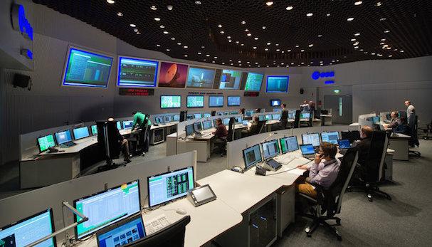 Agencia Espacial Europea (ESA)