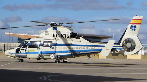 Aerospatiale AS 365N-3 Dauphin 2 / Ministerio del Interior