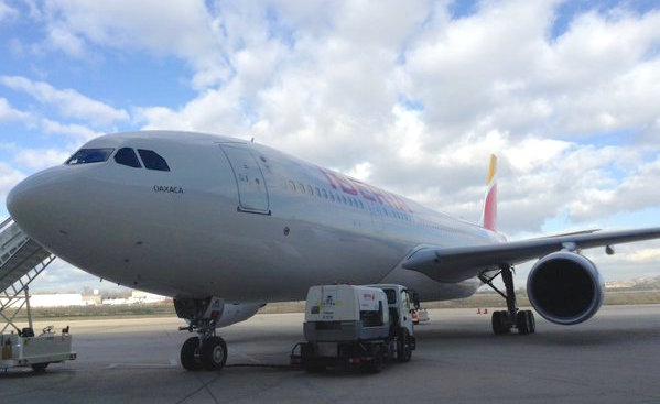 El nuevo A330-200 de Iberia
