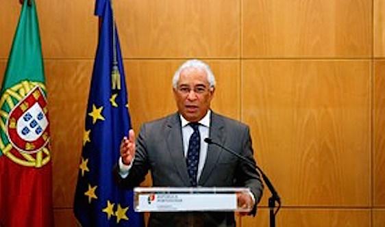 António Costa, primer ministro de Portugal / Gobierno de Portugal