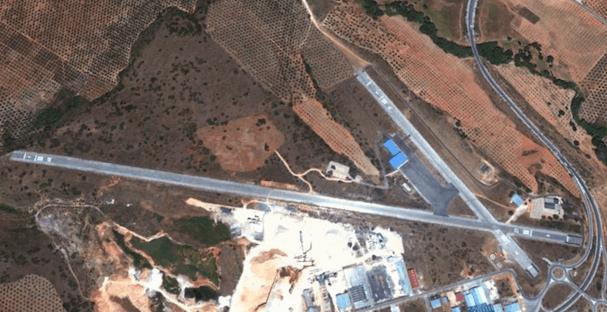 Aeródromo de Beas de Segura / Google Earth