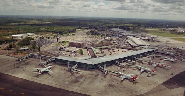 Aeropuerto de Ezeiza / Ministerio de Transportes