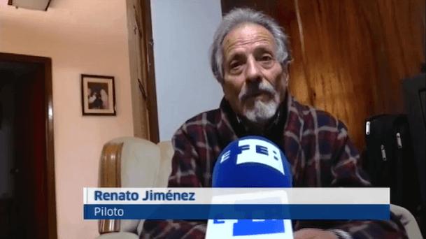 Renato Jiménez / Captura de pantalla vídeo de Canal Sur