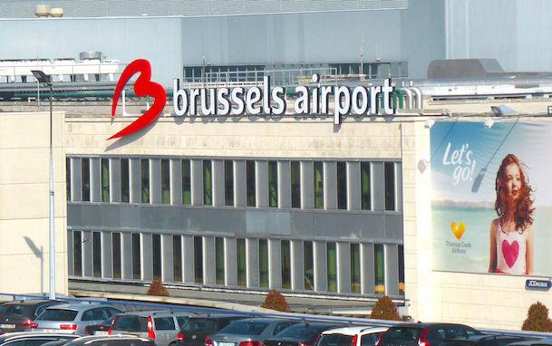 Aeropuerto de Bruselas / Wikipedia
