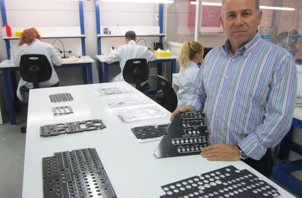 Fernando Besa, presidente de Gabrysur