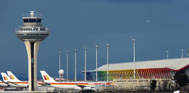 Aeropuerto de Madrid - Barajas