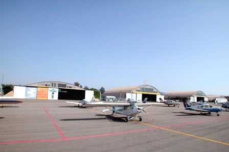 Aeropuerto de Son Bonet / Aena