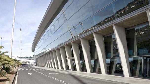 Terminal del Aeropuerto Tenerife Norte / Aena