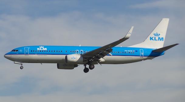 Boeing 737 de KLM