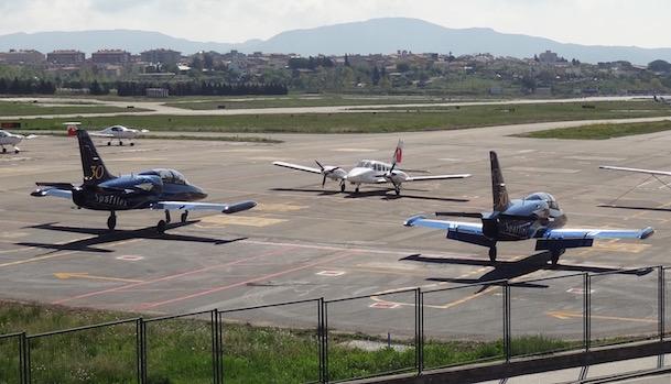 Realizan vuelos privados este fin de semana desde Sabadell / AeroTendencias.com