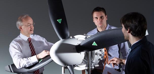 Motor eléctrico de Siemens
