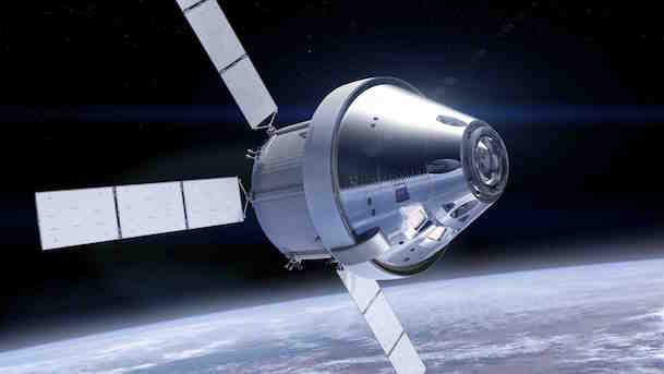La nave espacial Orion / NASA