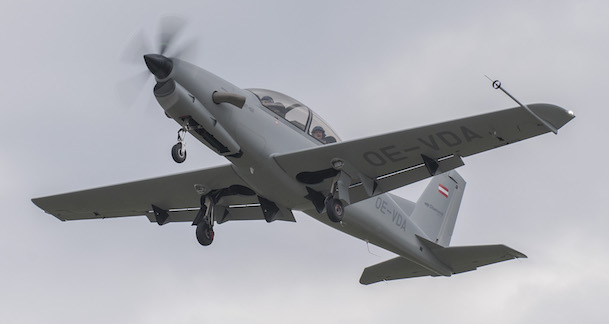 DART-450 de Diamond Aircraft