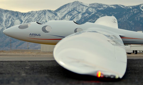 Perlan 2 / Grupo Airbus