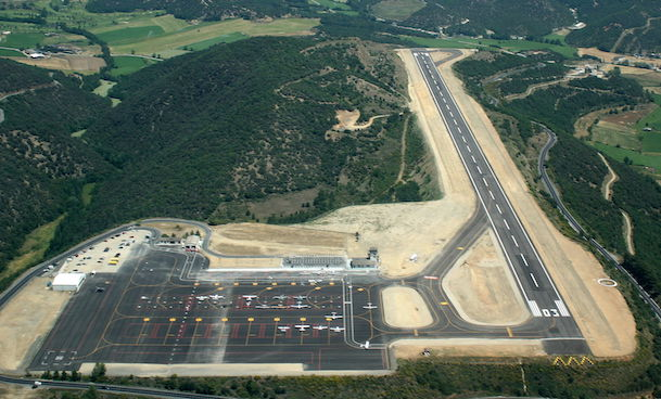 Aeropuerto de Andorra - Seu d'Urgell / Wikipedia