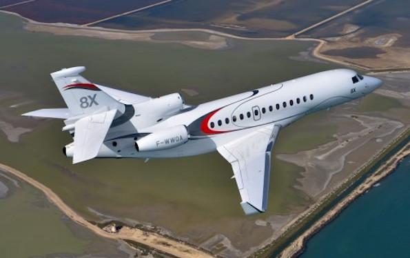 Falcon 8X / Dassault Aviation