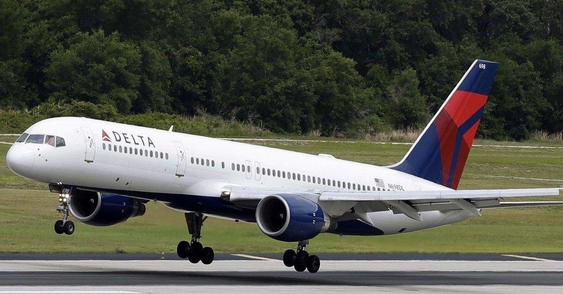 A320de Delta Air Lines