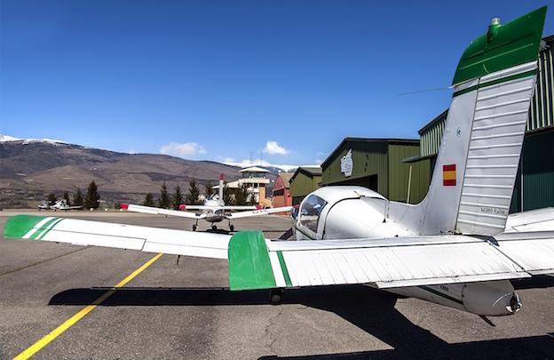 Aeródromo de la Cerdanya / Pere Escala