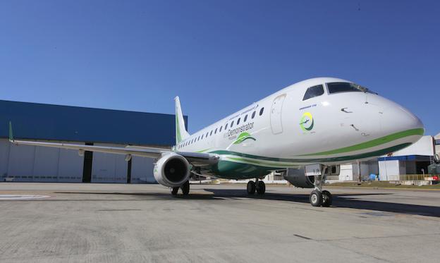 Embraer E170 EcoDemostrador