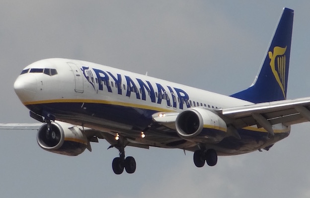 Boeing 737 de Ryanair / AeroTendencias.com