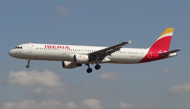 Airbus A321 de Iberia / AeroTendencias.com