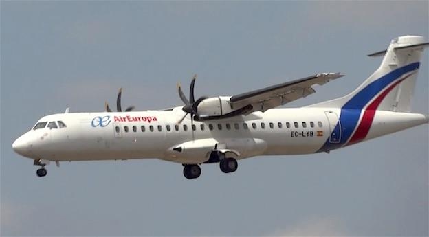 ATR 72-212A de Air Europa / JFG