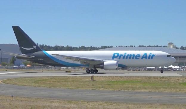 Boeing 767 de Prime Air