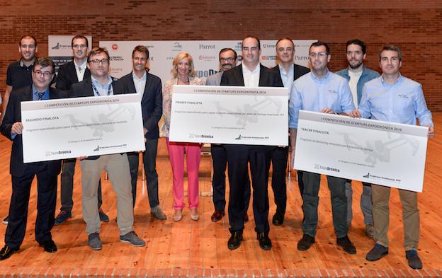 Ganadores del Concurso de Startups / Jaime Oriz