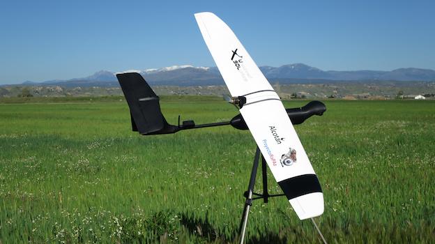 El UAV Alcotán de USOL