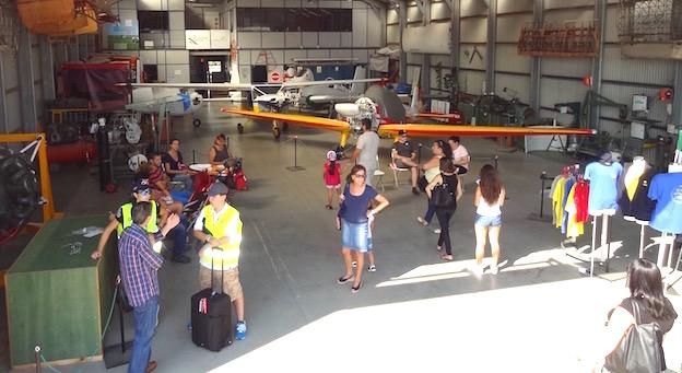 Hangar Taller de FPAC / AeroTendencias.com