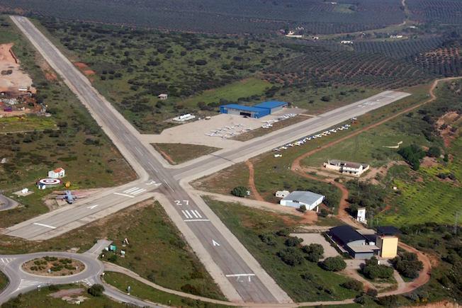Aeródromo de Beas de Segura 'El Cornicabral'