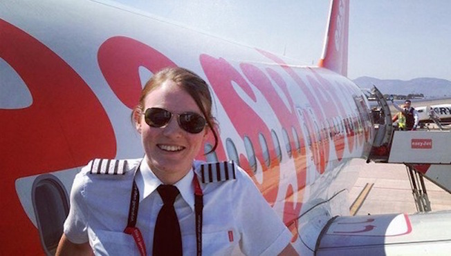 Kate McWilliams / EasyJet