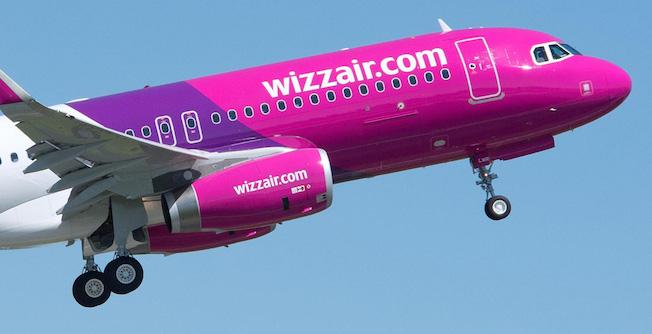 A320 de Wizz Air / Airbus