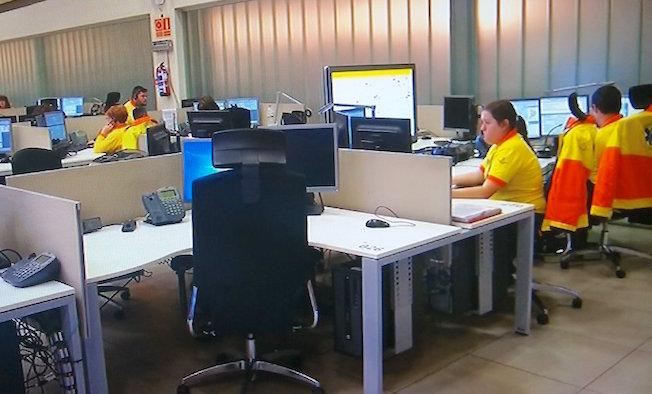 Unidad de Medios Aéreos del SEM / Captura de pantalla de TV3