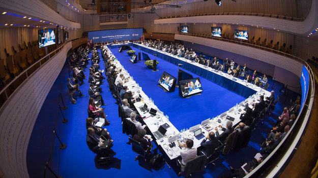 Imagen de la reunión / ESA